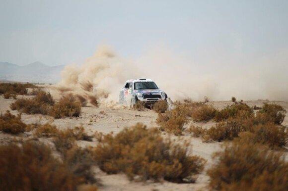 Dakaro analizė: kas laukia 2018-ųjų maratone
