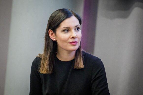 Eglė Daugėlaitė-Kryževičienė