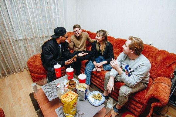 Studentiškas vakarėlis