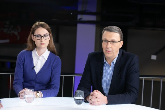 Rima Urbonaitė, Vytautas Bruveris