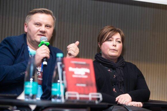 Dainius Sinkevičius, Kristina Mišinienė