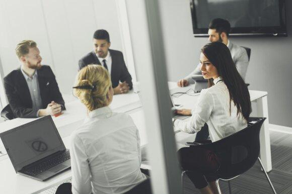 Moteris – vadovė: ar Lietuva pasiruošusi kvotoms įmonėse