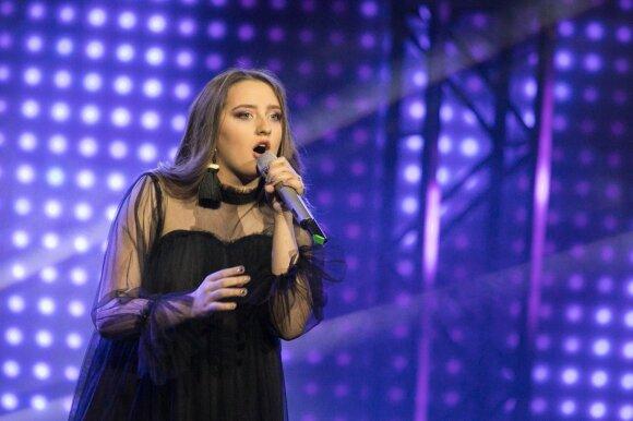 """Pirmoji nacionalinės """"Eurovizijos"""" atranka: pusė dalyvių nepateko į kitą etapą, paaiškėjo ir favoritai"""