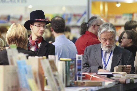 В Вильнюсе начинается книжная ярмарка