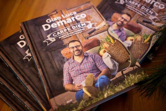 Gian Luca Demarco kulinarinė knyga