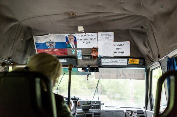 Kremlius apsiskaičiavo dėl Krymo: gyvenimas ten baisus