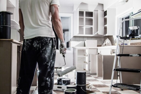 7 virtuvės remonto klaidos – jos pavers gyvenimą nesibaigiančiu tvarkymusi