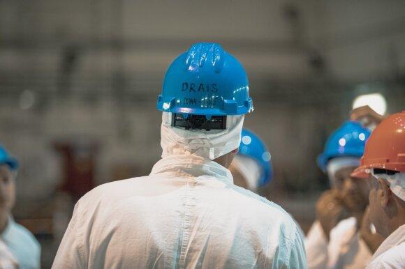 Baltijos šalių startuolis meta gelbėjimo virvę branduolinės energetikos naujovei