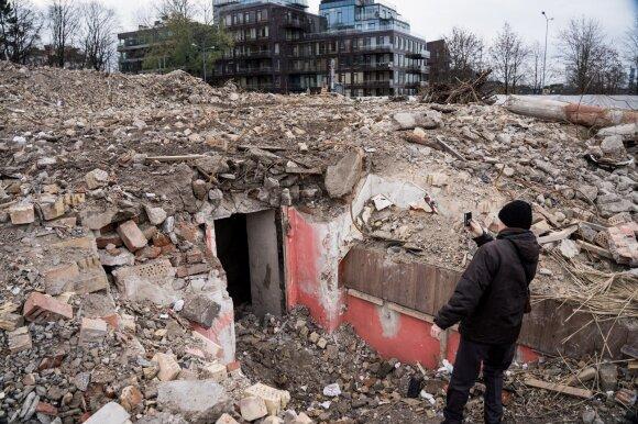 Milžiniškas bunkeris po Profsąjungų rūmais: Komunistų partijos grietinėlei buvo ruošiamos išskirtinės sąlygos