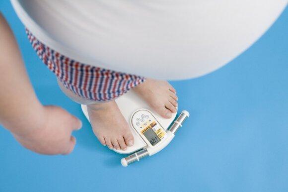 Specialistas paaiškino, kodėl kai kurie žmonės yra linkę nutukti