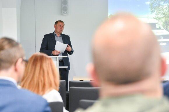 Valdas Valiukevičius, Lietuvos žurnalistų autoklubo prezidentas