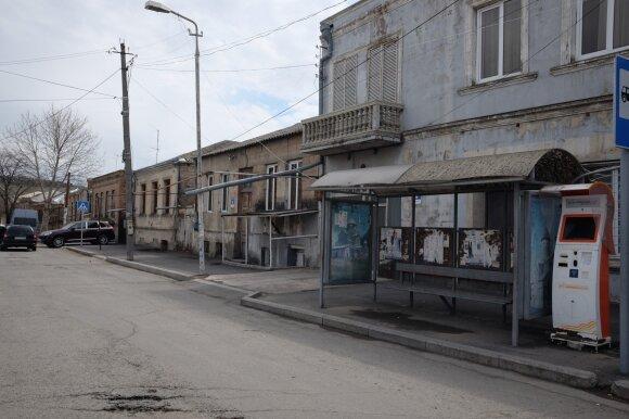 Miestas, kuriame visi garbina Staliną: čia augantys vaikai nori būti tokie kaip jis