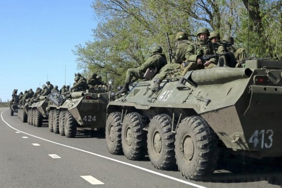 Rusijos karinės pajėgos
