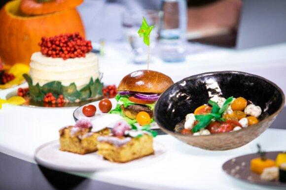 Didysis Alfo Ivanausko kulinarinis šou