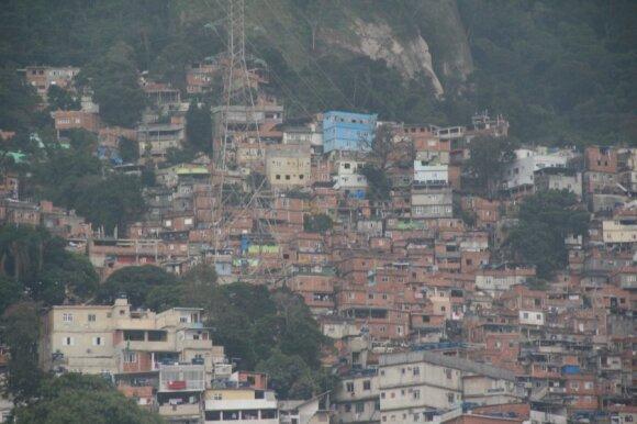 Favela Rio de Žaneire