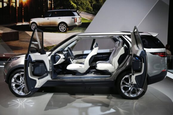 """""""Land Rover Discovery Vision"""""""