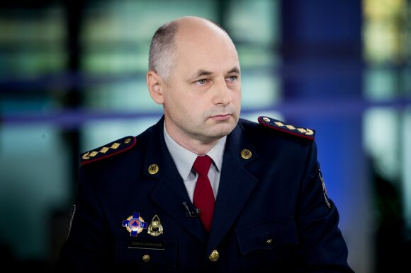 Giedrius Sakalinnskas