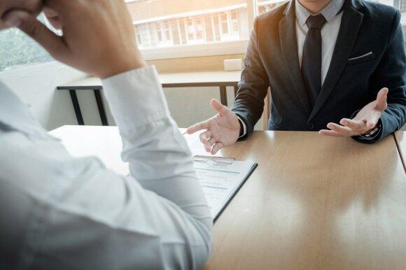 10 psichologinių technikų, kaip sužavėti darbdavį