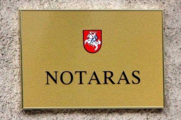 Iš notarų – ir geros, ir blogos žinios: vienos paslaugos brangs, kitos taps nemokamos