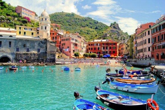 Vernaca, Italija