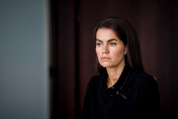 Apie vyro paliktą šimtamilijoninį turtą prabilo Karpavičiaus žmona Aistė: apie palikimą sužinojau tik po visko