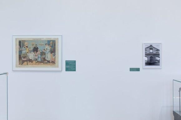 """Paroda """"Shenot Eliyahu - Elijo metai: Vilniaus Gaono įtaka Lietuvos žydų kultūrai"""""""