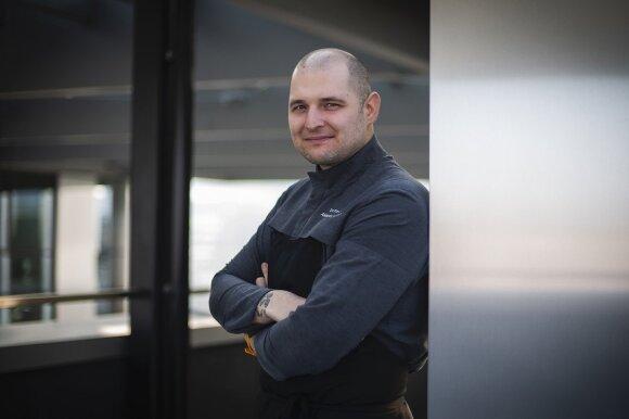"Vilniaus ""Hilton Garden Inn"" viešbučio šefas – Aleksandrs Košanskis"