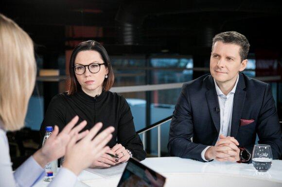 Eglė Radišauskienė, Šarūnas Ruzgys