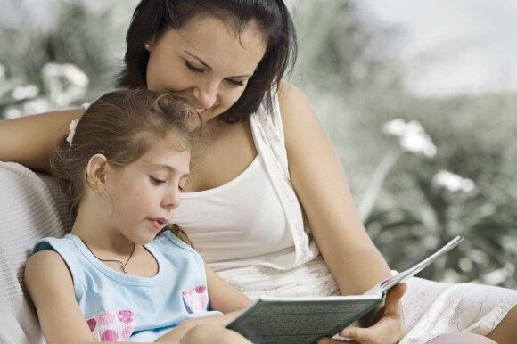 Mamos ir vaiko mokymasis