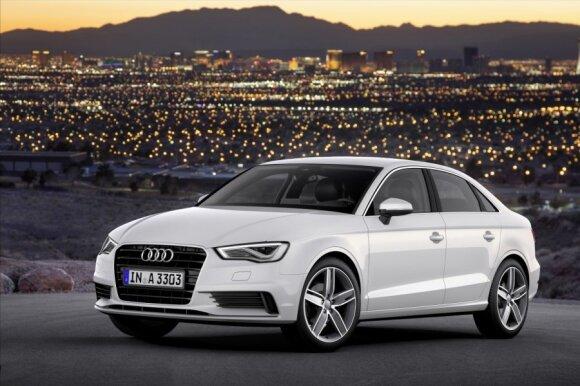 """Mercedes-Benz CLA"" prieš ""Audi A3"": ar verta permokėti 25 tūkst. Lt?"