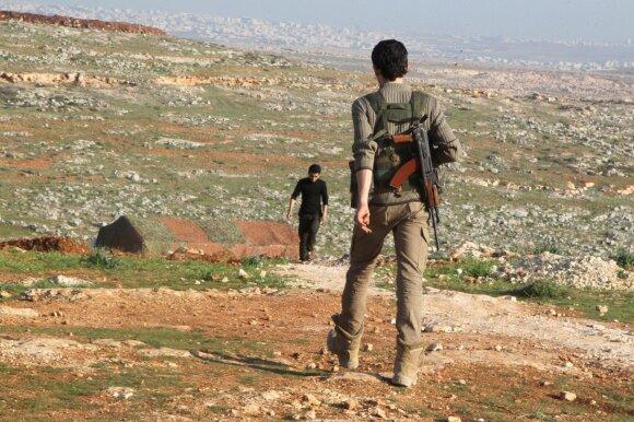 JAV sprendžia nelengvą galvosūkį dėl B. al-Assado
