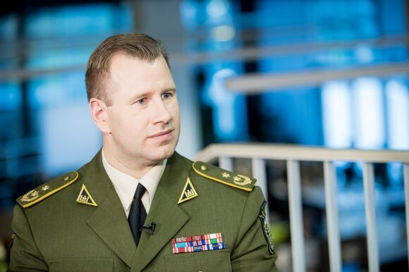 Plk. ltn. Gintaras Koryzna