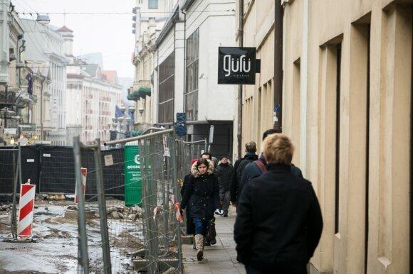 Vilniaus gatvės rekonstrukcija