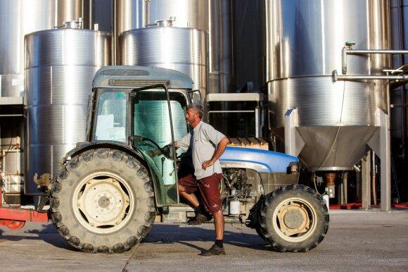 Italijos ūkininkai