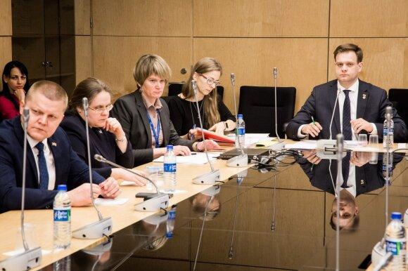 Karbauskis: išvadose dėl LRT nėra ką taisyti, grąžinsime Seimui