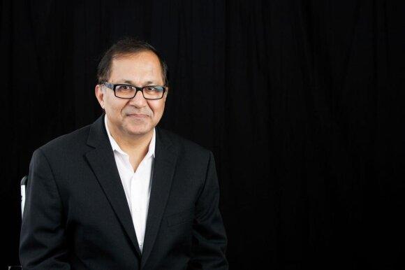 Gydytojas Rajivas Parti