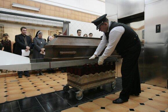 Kremavimas, kūno deginimas
