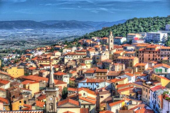 5 priežastys, kodėl verta atostogauti Sardinijoje