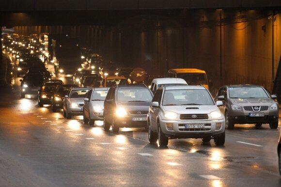 Kaip rugsėjį pasikeis eismas miestuose: teks apsišarvuoti kantrybe arba keisti įpročius