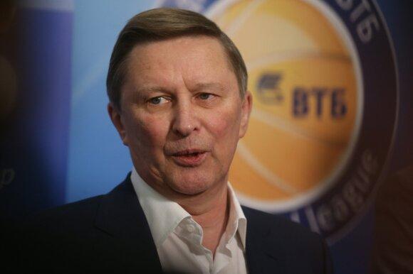 Sergejus Ivanovas