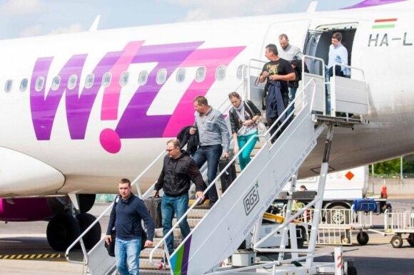 Ar pigių skrydžių bendrovės vis dar vertos savo titulo?