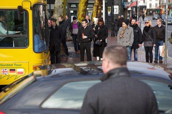 Keltų tigro sėkmė: ko Lietuva galėtų pasimokyti iš airių, kurių alga beveik 3000 eurų