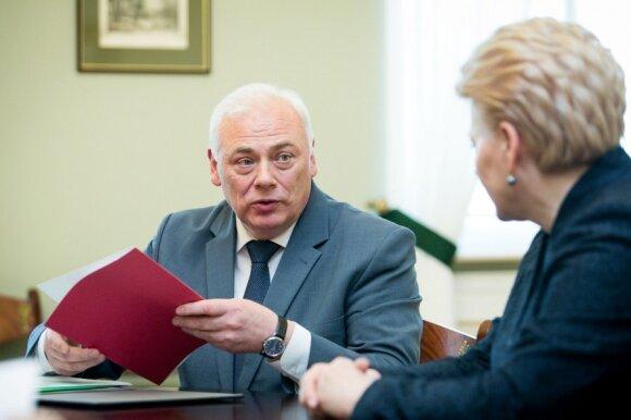 Po STT kratų L. Graužinienė siūlo ministrui atsistatydinti