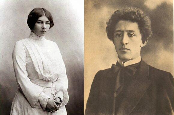 Liubov Mendelejeva ir Aleksandras Blokas