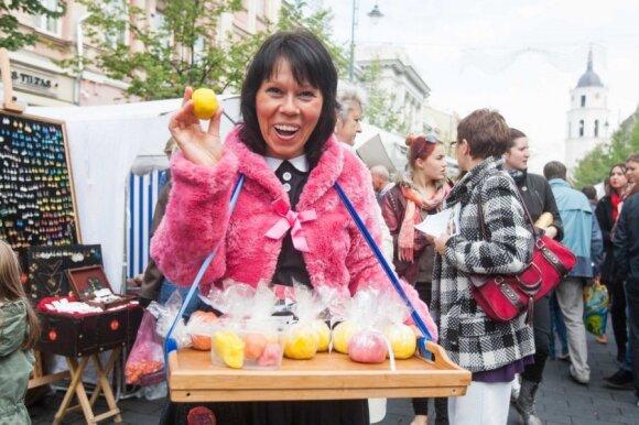 Savaitgalio renginiai: Bulvių festivalis, Mamų mugė ir sraigių lenktynės