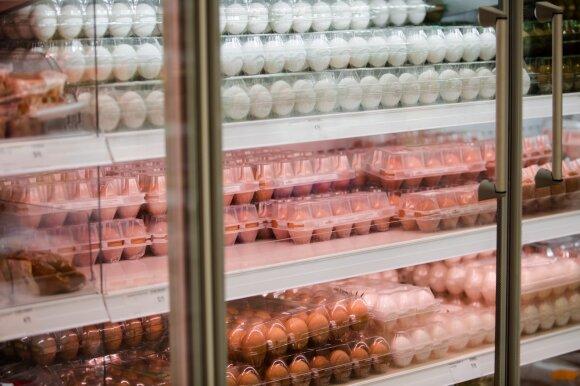 Ši gudrybė pravers kiekvienam: štai kaip galite patikrinti šviežias kiaušinis ar ne