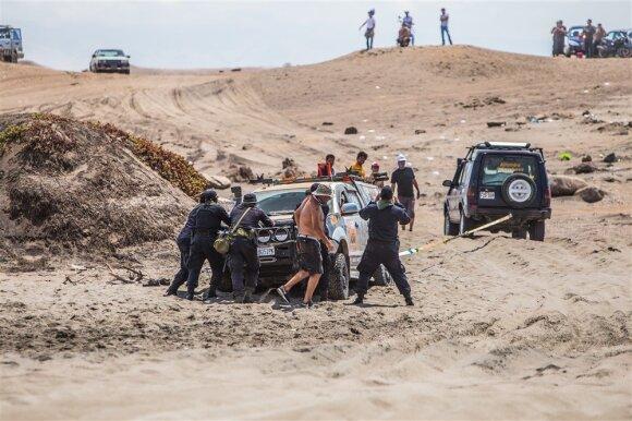 Dakaras 2018. Edgaro Buiko ir Ryčio Šeškaičio nuotr.