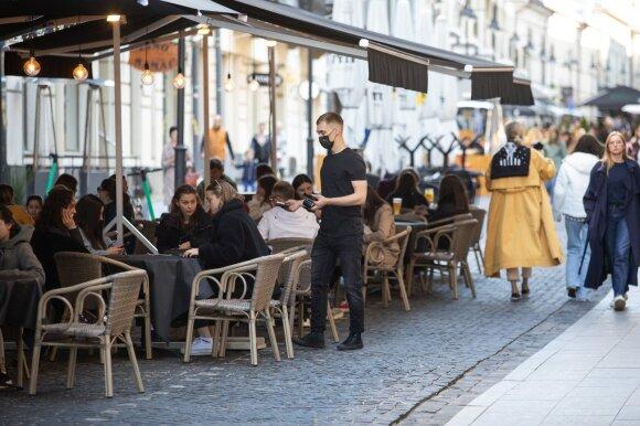 Lauko kavinė