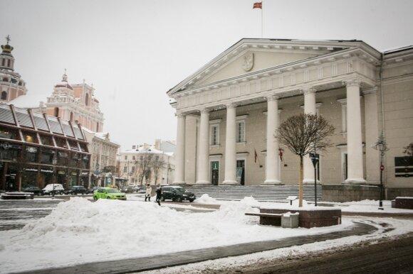 Vilniuje žada dar vieną įspūdingą reginį: ką bus galima pamatyti?