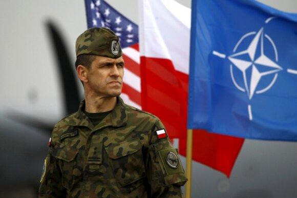 Skandalingas JAV analitikas užsipuolė Baltijos šalis: niekam jūsų nereikia